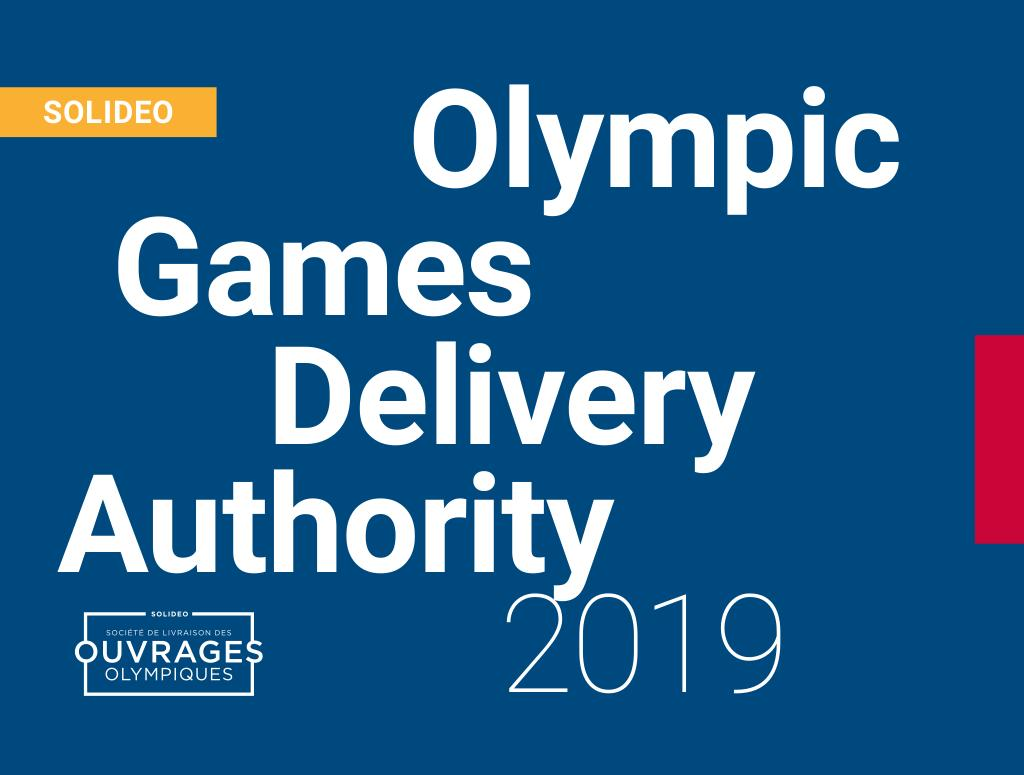 SOLIDEO : Olympic Games delivery authority | Solidéo
