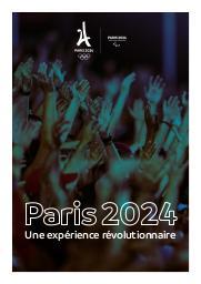 Paris 2024 : une expérience révolutionnaire / Comité d'Organisation des Jeux Olympiques et Paralympiques Paris 2024 | Summer Olympic Games. Organizing Committee. 33, 2024, Paris
