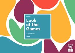 Look of the Games : kit of parts : Buenos Aires 2018 / Buenos Aires Youth Olympic Games Organising Committee | Summer Youth Olympic Games. Organizing Committee. 3, Buenos Aires, 2018