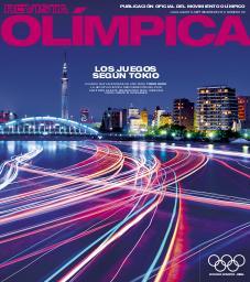 Revista olímpica : órgano oficial del Movimiento olímpico. Vol. 112, Julio/Agosto/Septiembre 2019 |