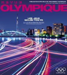 Revue olympique : organe officiel du Mouvement olympique. Vol. 112, Juillet/Août/Septembre 2019  