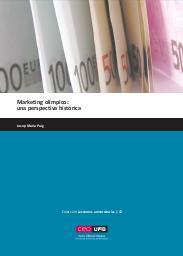 Marketing Olímpico : una perspectiva histórica / Josep Maria Puig | Puig, Josep Maria