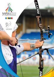 Technical handbooks : 30th Summer Universiade Napoli 2019 / Napoli 2019 Summer Universiade Organising Committee | Organising Committee Summer Universiade 2019