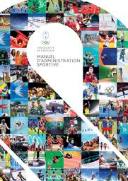 Manuel d'administration sportive / Solidarité Olympique | International Olympic Committee. Olympic Solidarity
