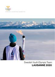 Swedish Youth Olympic team : Lausanne 2020 / Sveriges Olympiska Kommitté   Sveriges Olympiska Kommitté
