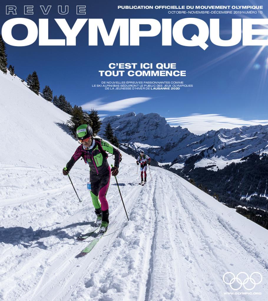 Revue Olympique : organe officiel du Mouvement olympique. Vol. 113, Octobre-Novembre-Décembre 2019 |