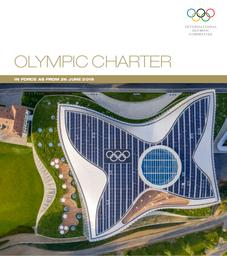 Olympic charter : in force as from 26 June 2019 / International Olympic Committee | International Olympic Committee