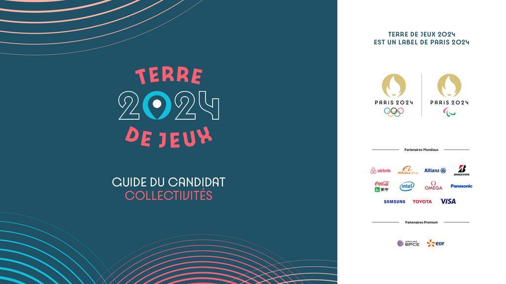 Guide du candidat, collectivités / Terre de Jeux 2024 | Terre de Jeux 2024
