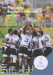 Rapport / Solidarité olympique | International Olympic Committee. Olympic Solidarity