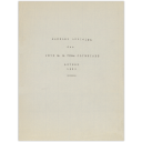 XVIIème Olympiade Anvers 1920 / [Comité exécutif des jeux d'Anvers] ; [Comité olympique belge] | Jeux olympiques d'été. Comité d'organisation. 7, 1920, Anvers