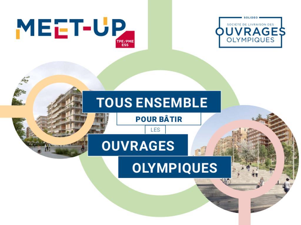 Tous ensemble pour bâtir les ouvrages olympiques / Solidéo | Summer Olympic Games. Organizing Committee. 33, 2024, Paris