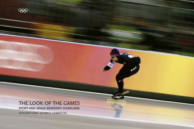 The look of the games : sport and venue branding guidelines : Torino 2006 / International Olympic Committee | Comité international olympique