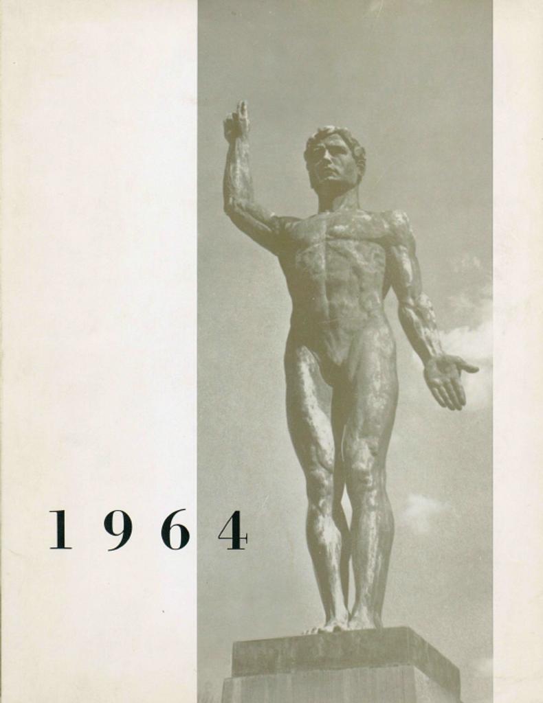 1964 : perspective / Comité Olympique Belge   Ville de Bruxelles