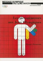 Les pictogrammes aux Jeux olympiques = Olympic pictograms / Comité International Olympique | Comité international olympique