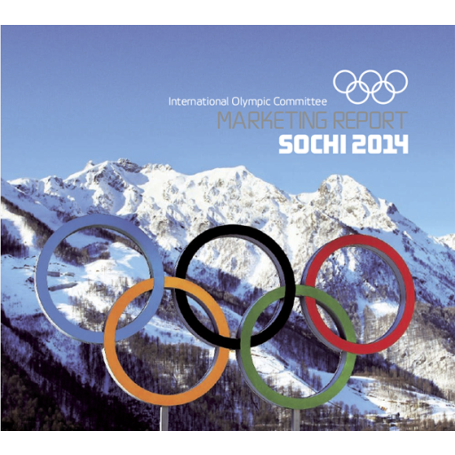 Marketing report : Sochi 2014 / International Olympic Committee | International Olympic Committee