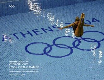 Observations on the Athens 2004 look of the Games : Olympic Games identification project / prep. by Iconologic | Iconologic