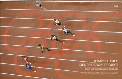 Olympic games identification project : sport and venue branding guidelines / prep. by Iconologic | Iconologic