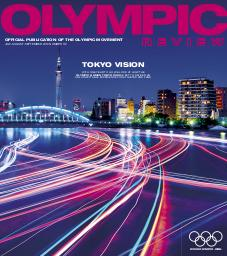 Cover of the Olympic Review no 111 (2019)